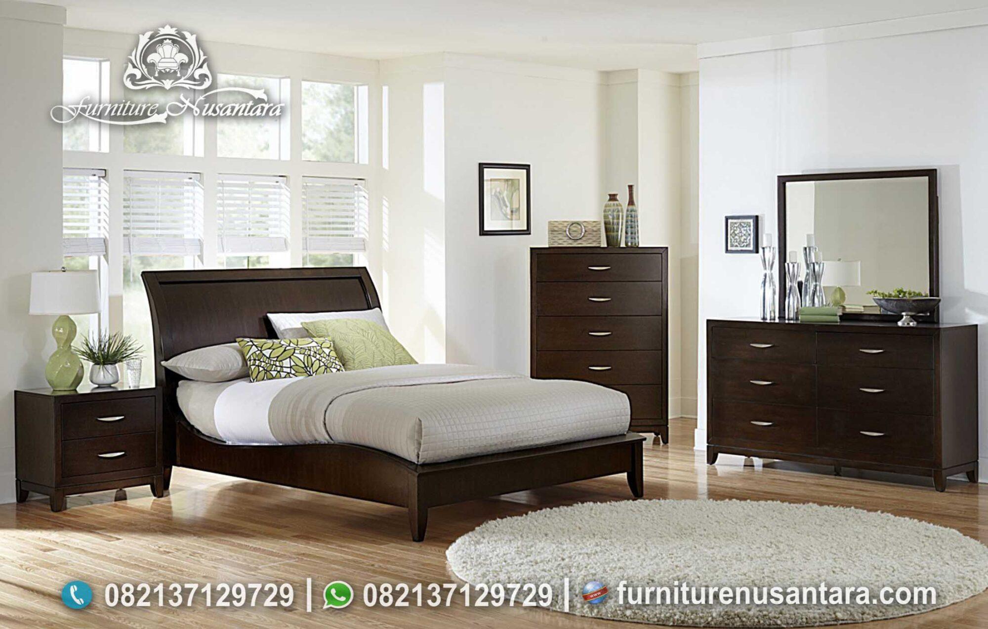 Desain Kamar Tidur Minimalis Elegan KS-206, Furniture Nusantara