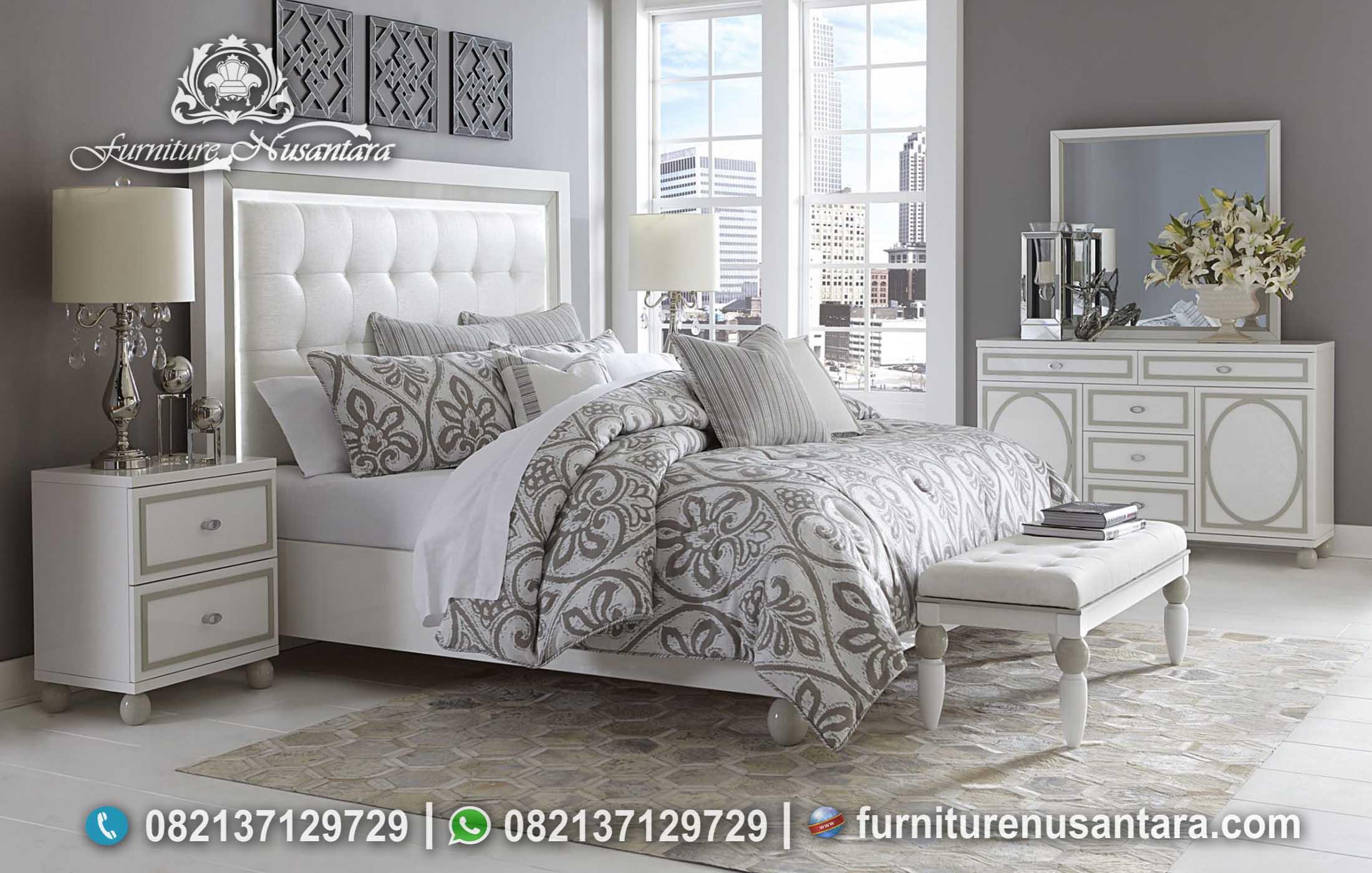 Desain Kamar Minimalis Terpopular Terbaru KS-218, Furniture Nusantara
