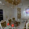 Meja Makan Ukir Sederhana Murah MM-09, Furniture Nusantara