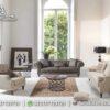 Kursi Sofa Tamu Minimalis Untuk Apartemen ST-50, Furniture Nusantara