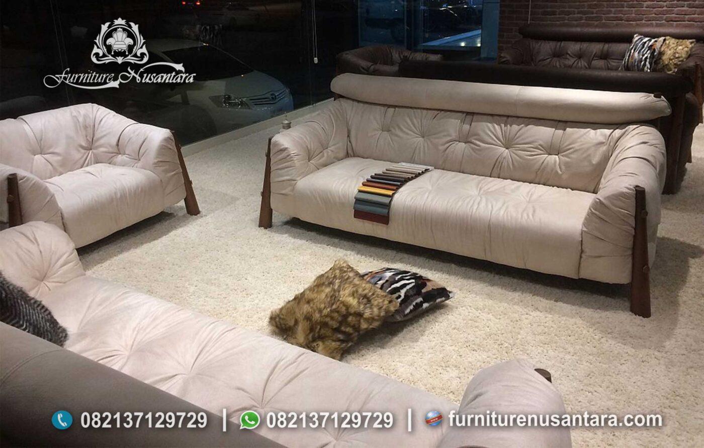 Inspirasi Model Sofa Tamu Unik ST-39, Furniture Nusantara