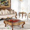 New Sofa Klasik Natural Murah ST-56, Furniture Nusantara