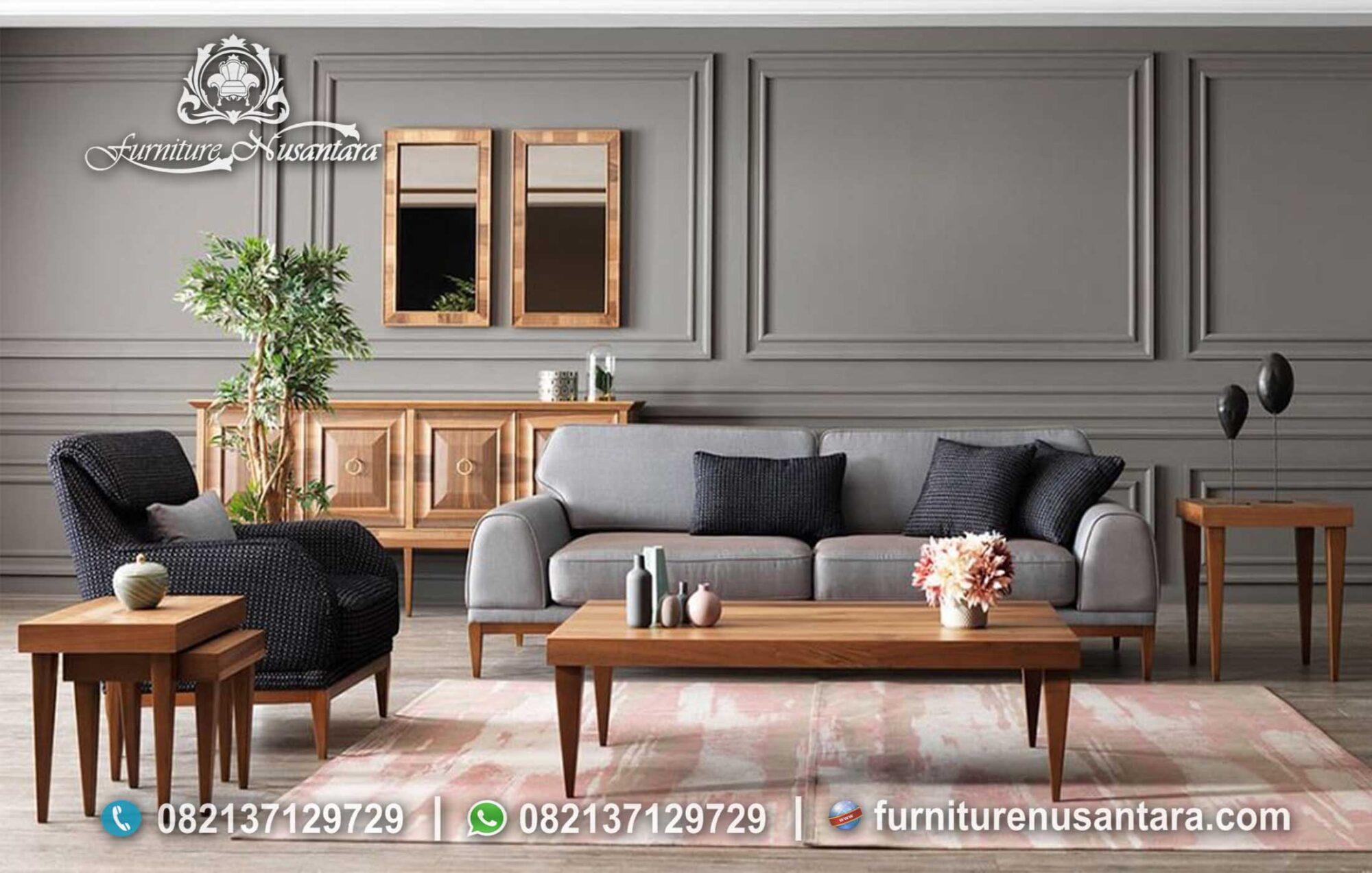 Desain Kursi Sofa Modern Terbaru ST-72, Furniture Nusantara