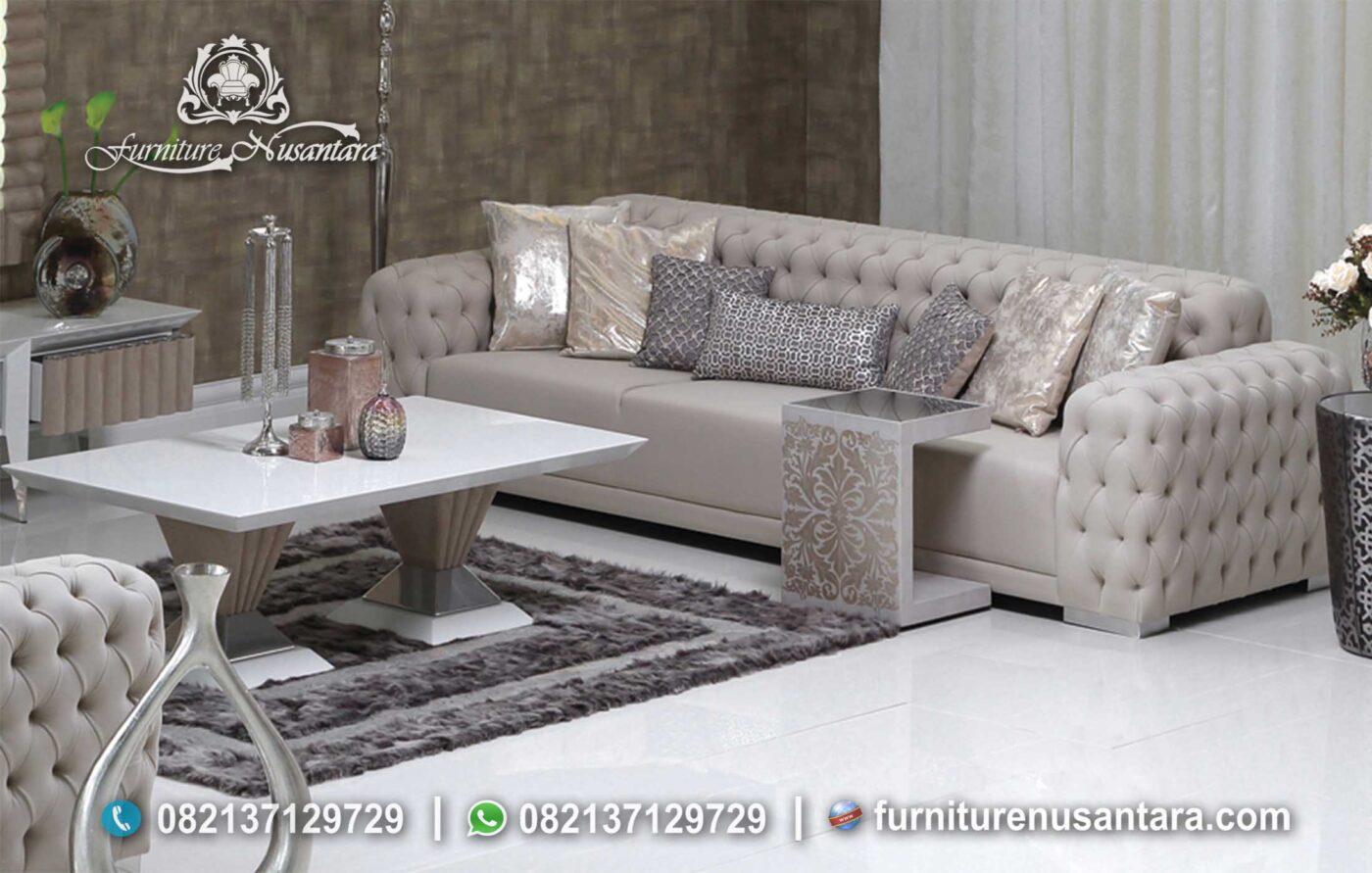 Jual Sofa Bed Ruang Keluarga ST-75, Furniture Nusantara