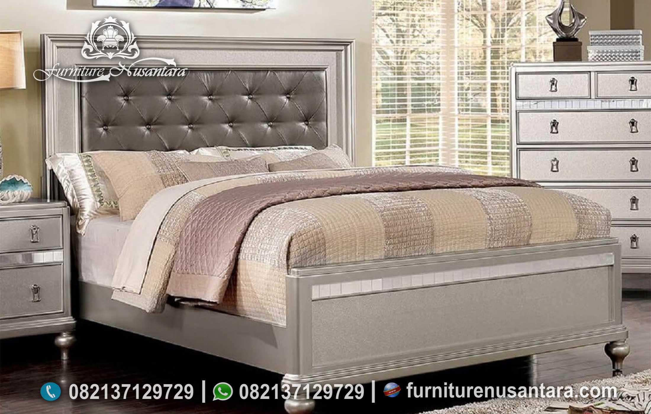 Kamar Set Minimalis Simple Harga Murah KS-223, Furniture Nusantara