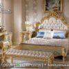 Kamar Set Klasik Gold Leaf Mewah KS-227, Furniture Nusantara