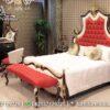 Desain Kamar Tidur Unik Nyaman KS-233, Furniture Nusantara