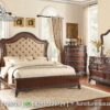 Set Kamar Minimalis Kayu Jati KS-241, Furniture Nusantara