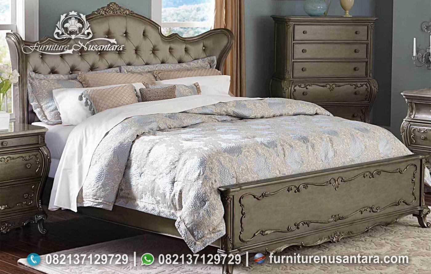 Jual Tempat Tidur Sederhana Termurah KS-244, Furniture Nusantara