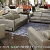 Sofa Bed Minimalis Italian Leather ST-94, Furniture Nusantara