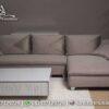 Sofa L Minimalis Untuk Ruang Tamu Kecil ST-102, Furniture Nusantara