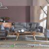 Desain Sofa Retro Minimalis Apartemen ST-105, Furniture Nusantara