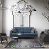 Sofa Modern Simple Dan Elegan ST-112, Furniture Nusantara