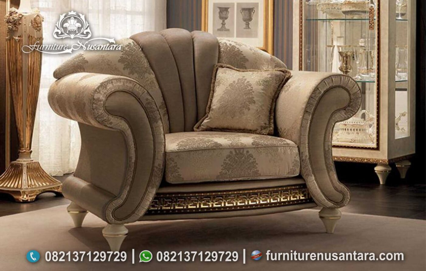 Sofa Santai Sofa Baca Nyaman Berkualitas ST-120
