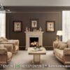Sofa Ruang Keluarga Modern Nyaman ST-122
