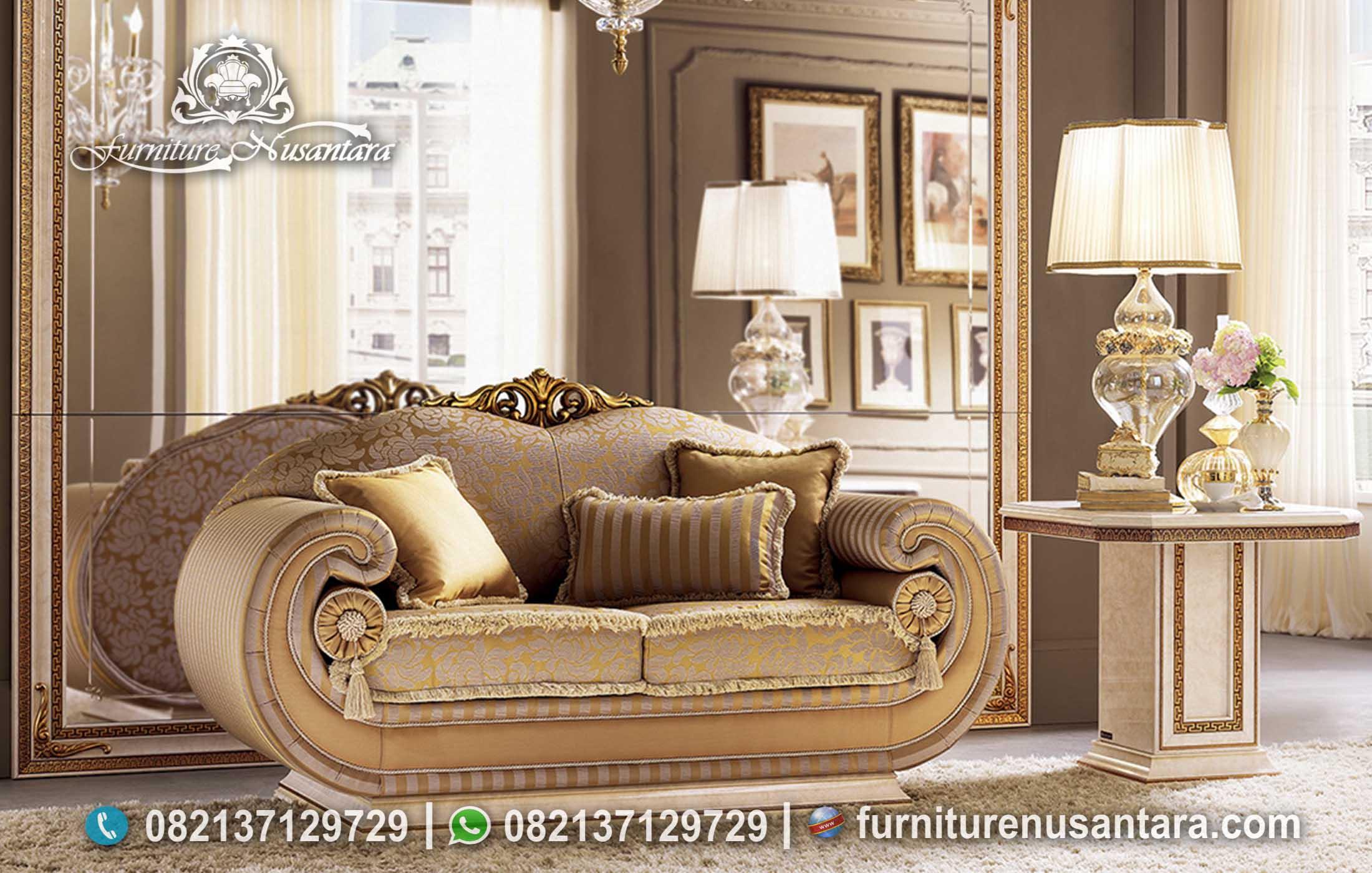 Sofa Santai Untuk Ruang Baca ST-124
