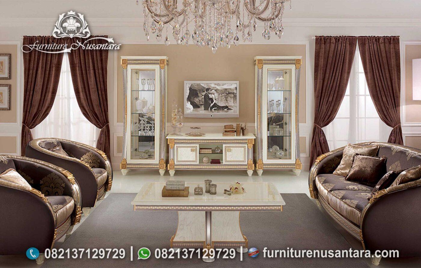 Set Sofa Ruang Keluarga Liberty ST-128