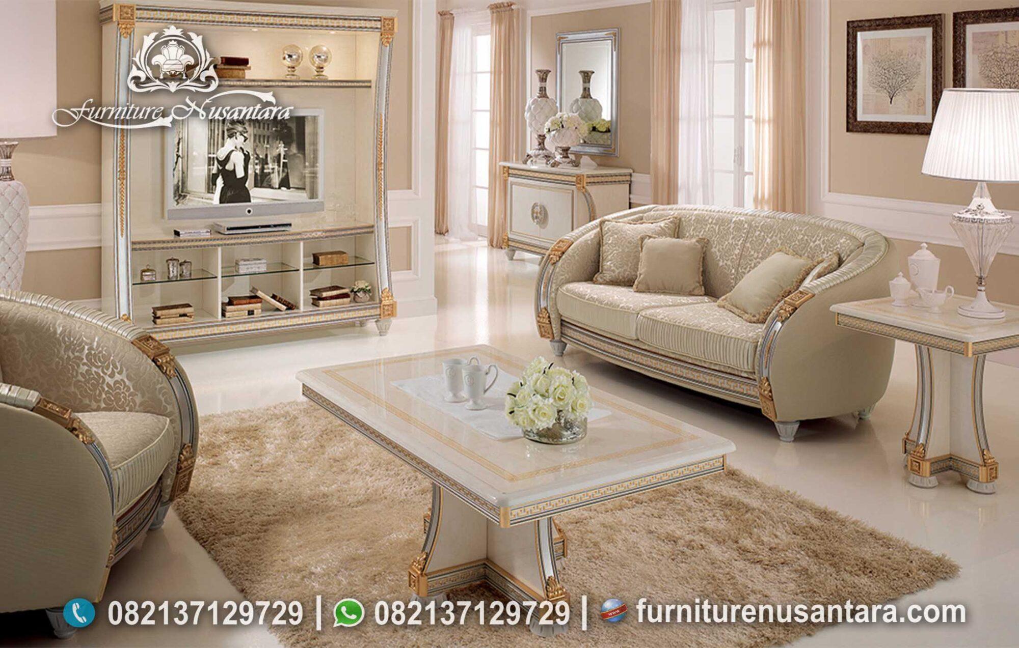 Jual Sofa Klasik Liberty Ruang Keluarga ST-129