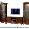 Set Buffet TV Klasik Natural Donatello BTV-17