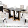 Meja Makan Modern Mewah Desain Terbaru MM-92
