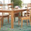 Meja Makan Kayu Jati Untuk Rumah Makan MM-94