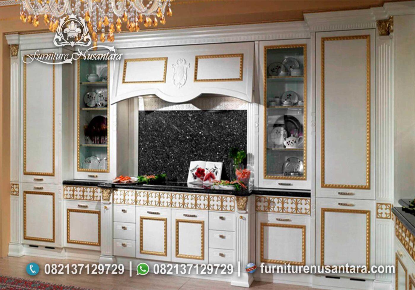 Desain Kitchen Simple Sederhana Harga Murah KC-13