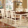 Meja Makan Simple Duco Putih Minimalis Murah MM-120
