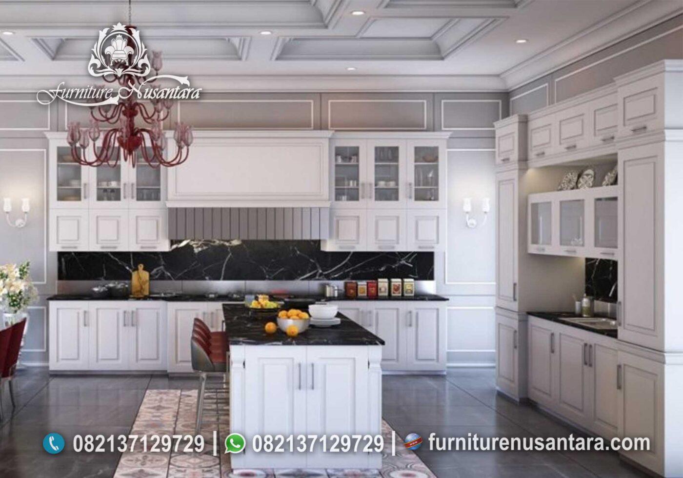 Model Desain Kitchen Set Terpopuler 2021 KC-18