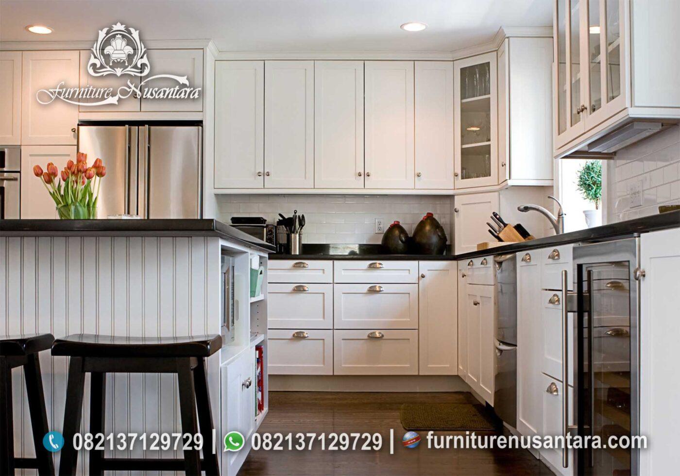 Dapur Minimalis Modern Furniture Nusantara KC-28