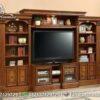 Buffet TV Minimalis Natural Sederhana Jati Perhutani BTV-34, Furniture Nusantara