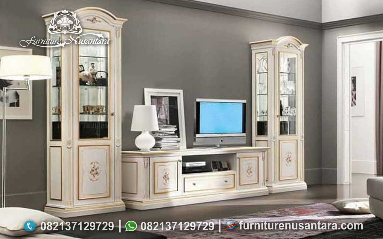 Buffet TV Simple Elegan Modern BTV-37, Furniture Nusantara