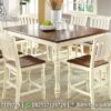 Meja Makan Minimalis Modern Elegan MM-125, Furniture Nusantara